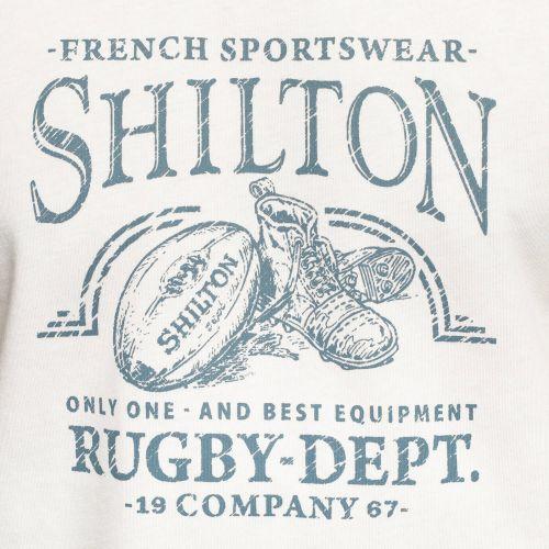 Détails poitrine rugby