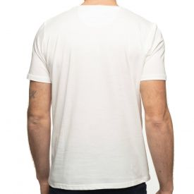 T-shirt rugby department blanc