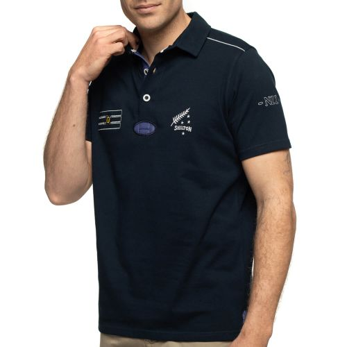 Polo rugby south vintage navy