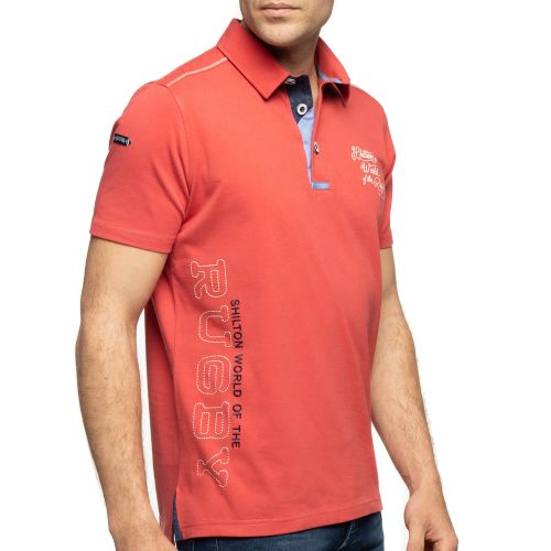 Polo world rugby orange