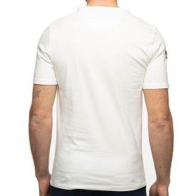 T-shirt blanc rugby gentleman