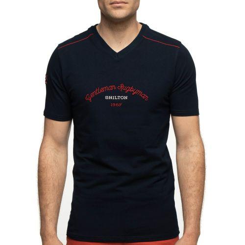 T-shirt rugby navy gentleman