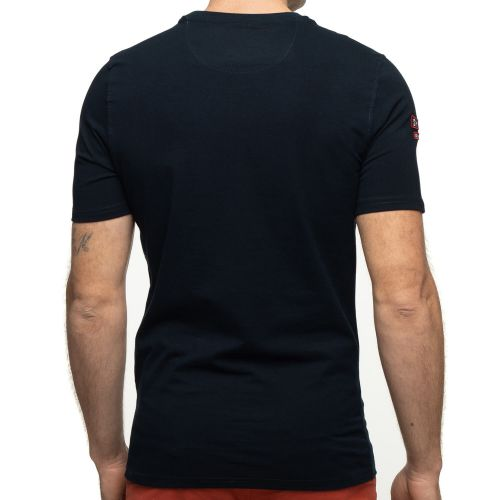 Dos t-shirt rugby