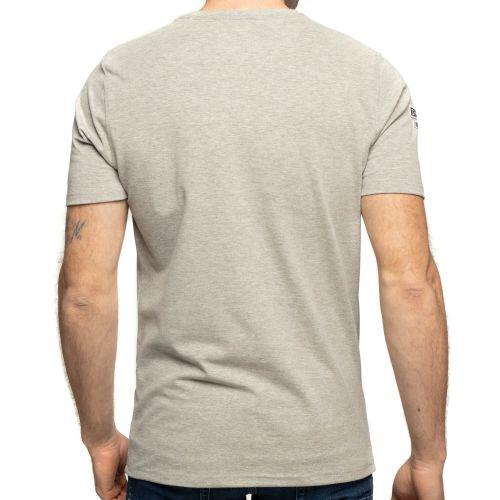Vue de dos t-shirt rugby gentleman