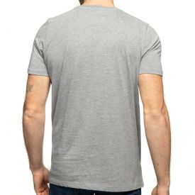 T-shirt coq France gris