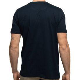 T-shirt navy coq France