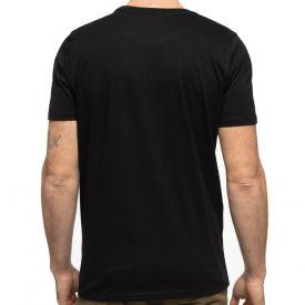T-shirt noir NZL