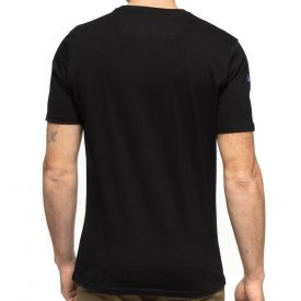 T-shirt rugby gentleman noir