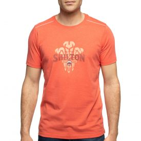 T-shirt rugby wales orange