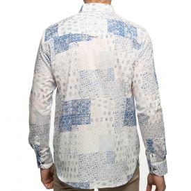 Chemise patchwork