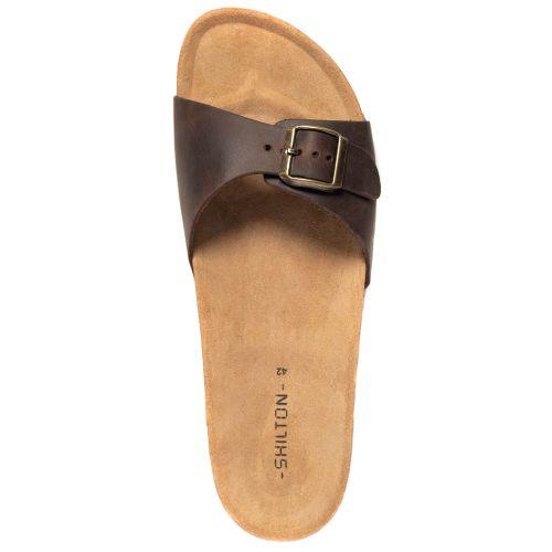 Sandales cuir
