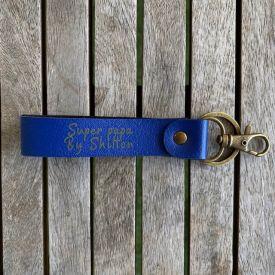 Porte-clés exclusif fête des pères