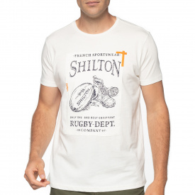 T-shirt rugby vintage