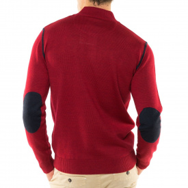 Pull Camionneur Broderie H17