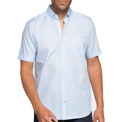Chemise poche imprimée