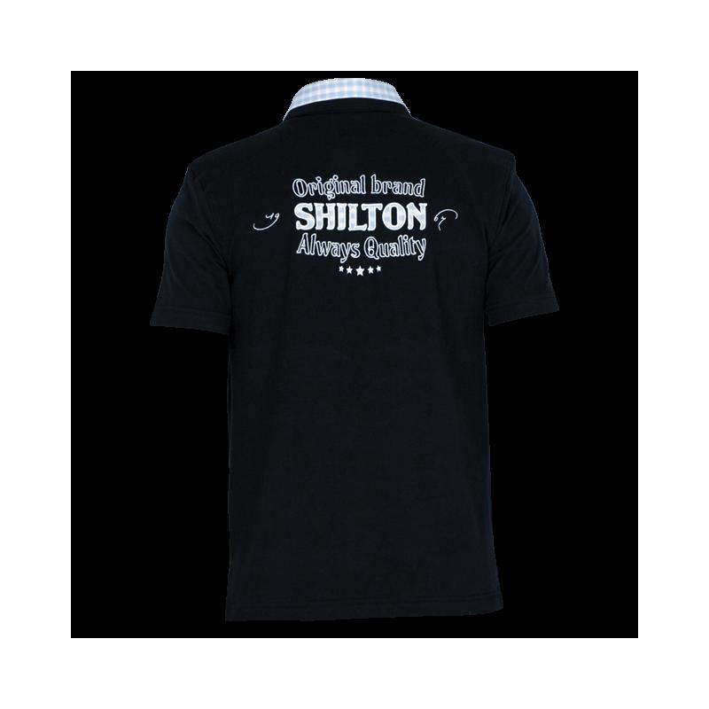 Polo de rugby Homme Shilton bleu DFtbR