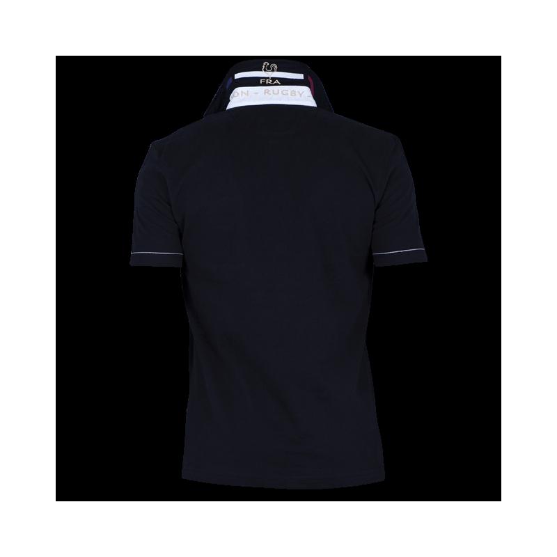 Polo de rugby de la Team France Shilton 61076d9d356