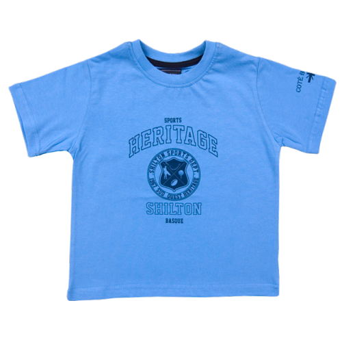 Tshirt enfant little blue