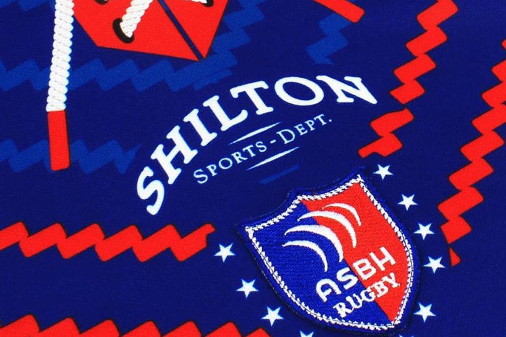Nouveaux maillots ASBH by Shilton