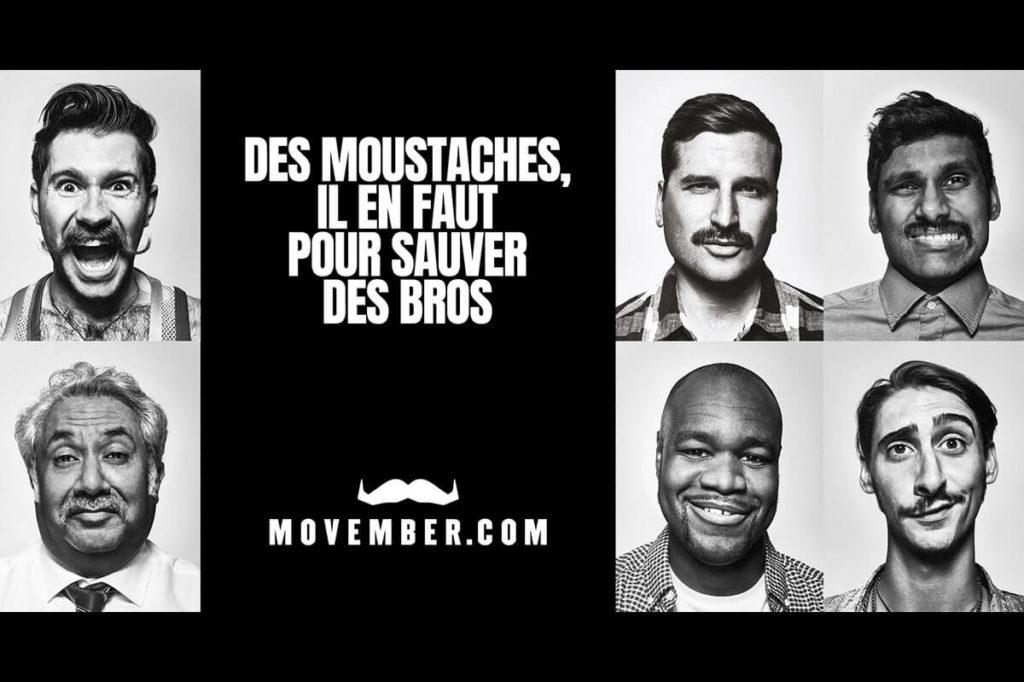Shilton se mobilise auprès de Movember
