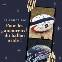 Un cadeau à moins de 30€ pour les fans de rugby ! 🏉🎁 À retrouver sur www.shilton.fr ✨ #rugby#noel#lifestyle