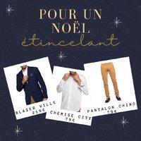 Pour un Noël étincelant ✨ Profitez de la livraison Chronopost point relais offerte pour recevoir votre tenue avant les fêtes ! 🥳 #lifestyle#noel#tenuedujour