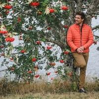 De belles couleurs automnales pour ce premier jour d'octobre 🍁#automne#doudoune#lifestyle